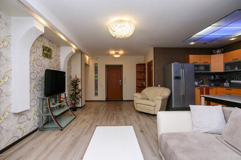 Владимир, Октябрьский пр-т, д.36, 4-комнатная квартира на продажу - Фото 1