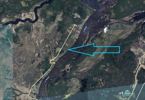 Земельный участок 17га под строительство на берегу Волги - Фото 2