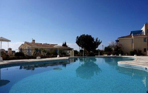 Трехкомнатный Апартамент с прекрасным видом на море в районе Пафоса - Фото 3