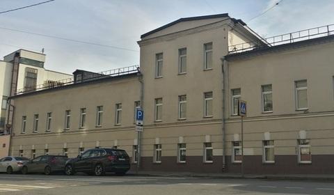 Продажа 3-х этажного осз в центре Москвы на 1-й линии домов - Фото 1