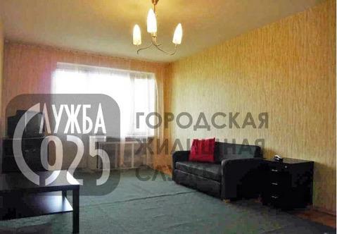 1-к Квартира, г. Москва, ул. Ивановская, д. 34 - Фото 1