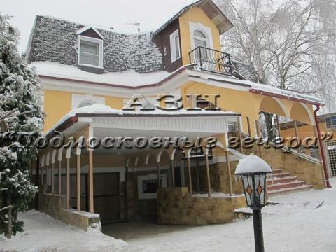 Новорижское ш. 19 км от МКАД, Лобаново, Коттедж 450 кв. м - Фото 1