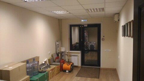 Снять офис на беговой 90м - Фото 1
