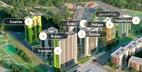 ЖК Сказочный лес однокомнатная квартира в экологически чистом районе - Фото 1