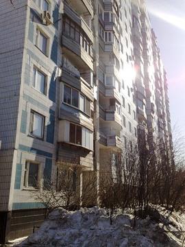 Продажа квартиры, м. Марьино, Ул. Борисовские Пруды - Фото 1