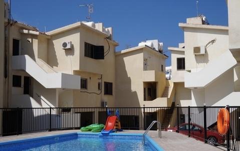 Трехкомнатный Апартамент с большой верандой в пригороде Пафоса - Фото 2