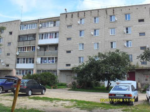Объявление №52847411: Продаю 4 комн. квартиру. Калязин, ул. Волжская, 33,