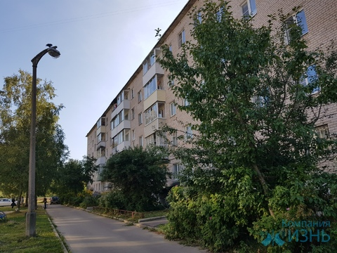3-к квартира, 58.5 м2, 4/5 эт. г.Пересввет - Фото 1