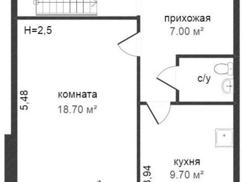Продажа пятикомнатной квартиры на улице Никитина, 81 в Калуге, Купить квартиру в Калуге по недорогой цене, ID объекта - 319812316 - Фото 1
