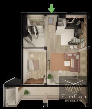Продам просторную 3-комнатную квартиру в современном жилом доме - Фото 1