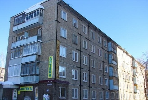 Александра Щербакова 45, Купить квартиру в Перми по недорогой цене, ID объекта - 322826493 - Фото 1