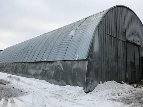 Отапливаемый склад ангар 455 м - Фото 4