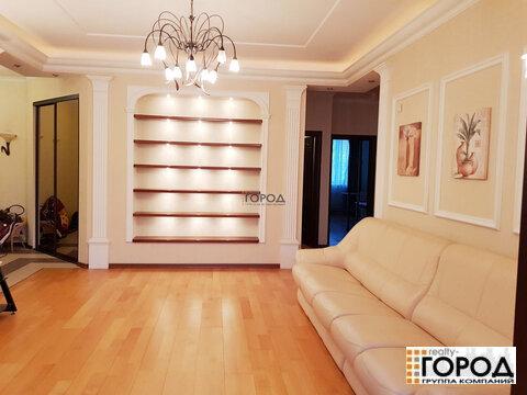 Москва, Новокуркинское ш, д. 27. Продажа 4-комнатной квартиры - Фото 1
