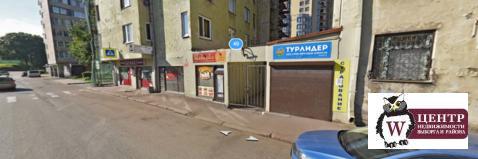 Продам капитальный гараж в самом центре города Выборг, ул. Крепостная - Фото 1