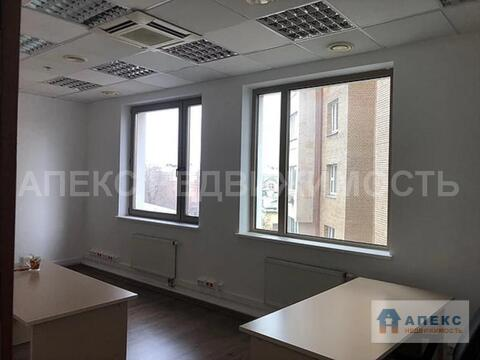 Аренда офиса 316 м2 м. Пушкинская в бизнес-центре класса А в Тверской - Фото 5