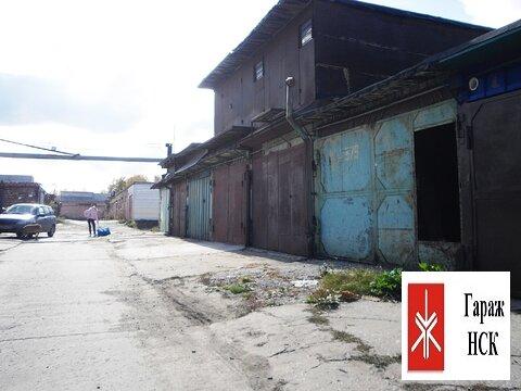 Продам капитальный гараж ГСК Радуга № 379. Верхняя зона Академгородка - Фото 2
