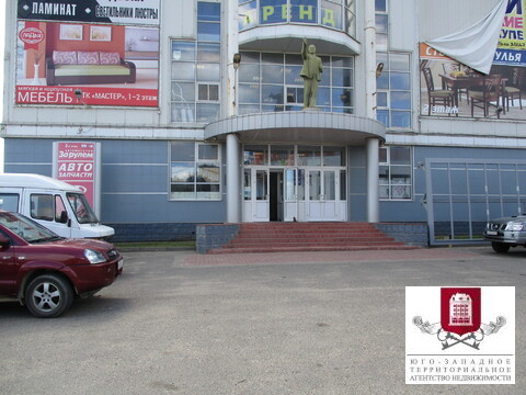 Сдается в аренду торговое помещение 1000 кв.м. на Киевском шоссе - Фото 2