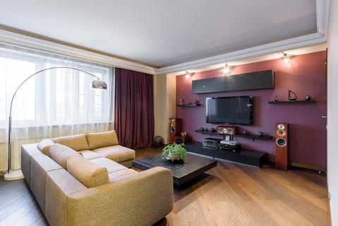 3-х комнатная квартира, Марксистская 38 - Фото 1
