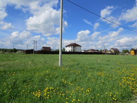 Отличный участок в старинном селе! - Фото 1