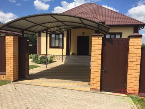 Новый дом 120 кв.м с полной отделкой и благоустройством в п. . - Фото 1