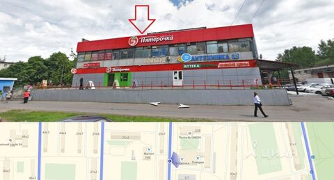 Аренда торгового помещения, м. Проспект Ветеранов, Ул. Тамбасова - Фото 1