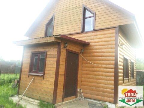 Продам дом 75 кв.м. в г. Белоусово - Фото 1