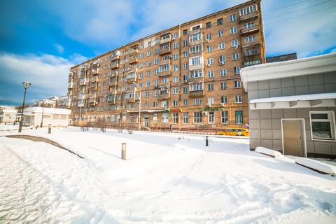2-к кв ул.Балтийская, д.6, к.1 - Фото 1