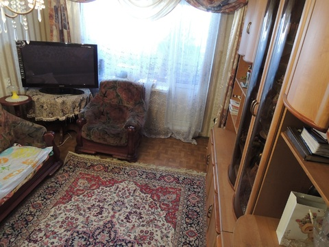 Продается доля в четырех комнатной квартире 3/8 от 77.4м это 29м. - Фото 5