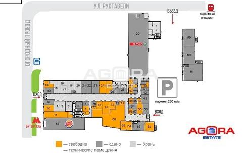 Аренда торгового помещения, м. Бутырская, Огородный проезд - Фото 4