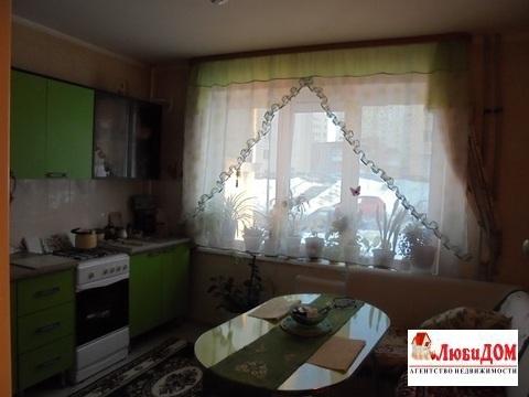 1 комнатная квартира с ремонтом и мебелью на 1 этаже в Солнечном 6 мк - Фото 4