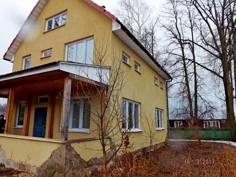 Дом 170 кв.м. без отделки СНТ Уварово - Фото 3