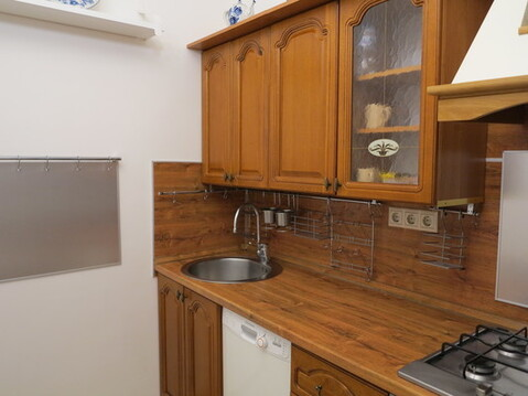 Аренда 3-х комнатной квартиры, Новинский б- 15 - Фото 3