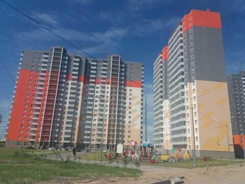Продается 1-комнатная квартира в ЖК Новая Охта - Фото 1