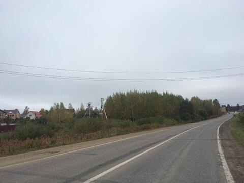 Участок Солнечногорск ул.Вертлинская - Фото 2