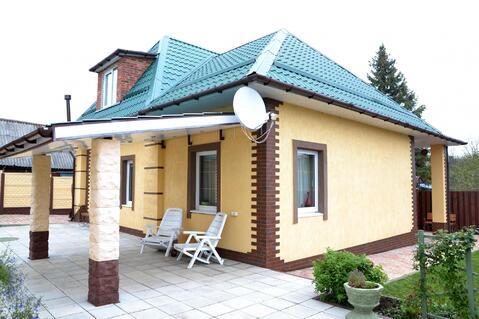 Компактный 2-х уровневый дом со всеми атрибутами современной жизни. - Фото 1