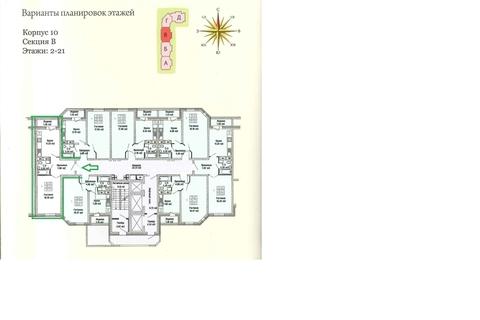 Продается квартира, Раменское, 39.51м2 - Фото 2