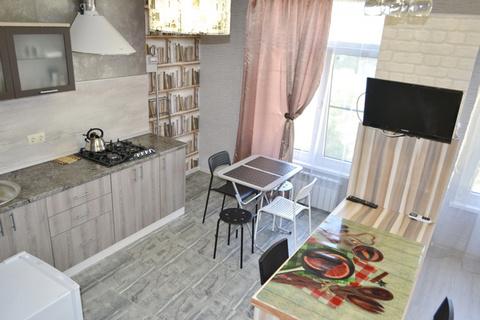 Просторная современная квартира в доме бизнес-класса с шикарными ви. - Фото 1