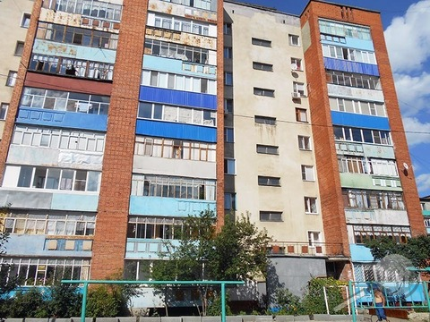 Продается комната с ок в 4-комнатной квартире, ул. Герцена - Фото 1