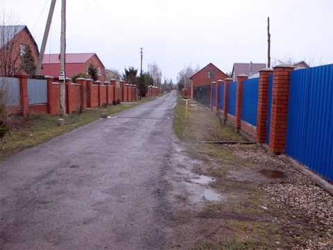 Продается земельный участок, Тульская обл, Залесово д, Дачная ул, 15 . - Фото 1