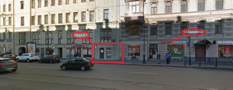 Аренда торгового помещения, Владимирский пр-кт. - Фото 1