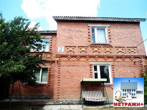 2-этажный благоустроенный кирпичный коттедж по ул. Молодёжной - Фото 2