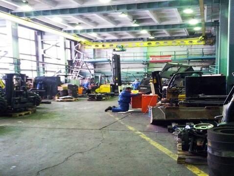 Произв-складские помещения 3305 м2 на Тушинском мз, Свободы 35с18 - Фото 2