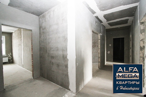 Военная 16 Новосибирск купить 4 комнатную квартиру - Фото 5
