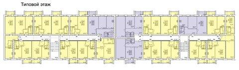 1-комнатная квартира в новом микрорайоне п.Щедрино-2 - Фото 5