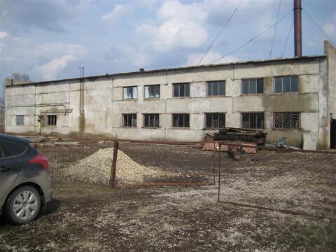 Продается производственное помещение по адресу: село Малая Боевка, . - Фото 2