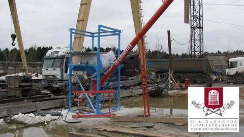 Продается производственно-складская база 14 Га в городе Балабаново - Фото 1