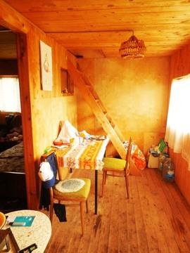 Каркасно-щитовая дача 45 кв.м. Летняя кухня. Земельный участок 6 соток - Фото 4