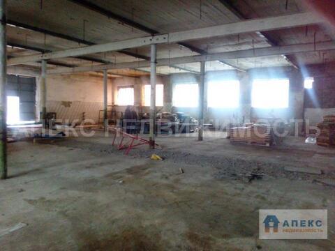 Продажа помещения пл. 2224 м2 под производство, склад Воскресенск . - Фото 2