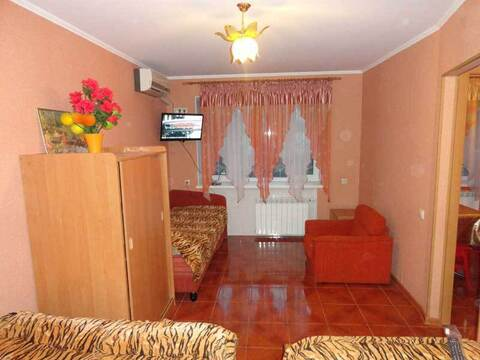 Купить однокомнатную квартиру на Набережной в Новороссийске - Фото 1