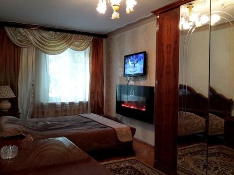 Ленинский район, центр 4- комнатная квартира на длительный срок. - Фото 4